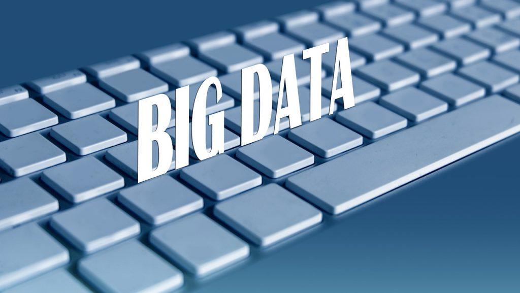 grand, données, clavier